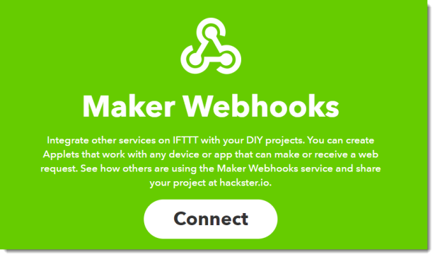 ifttt-maker-connect