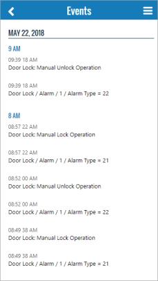 door-events